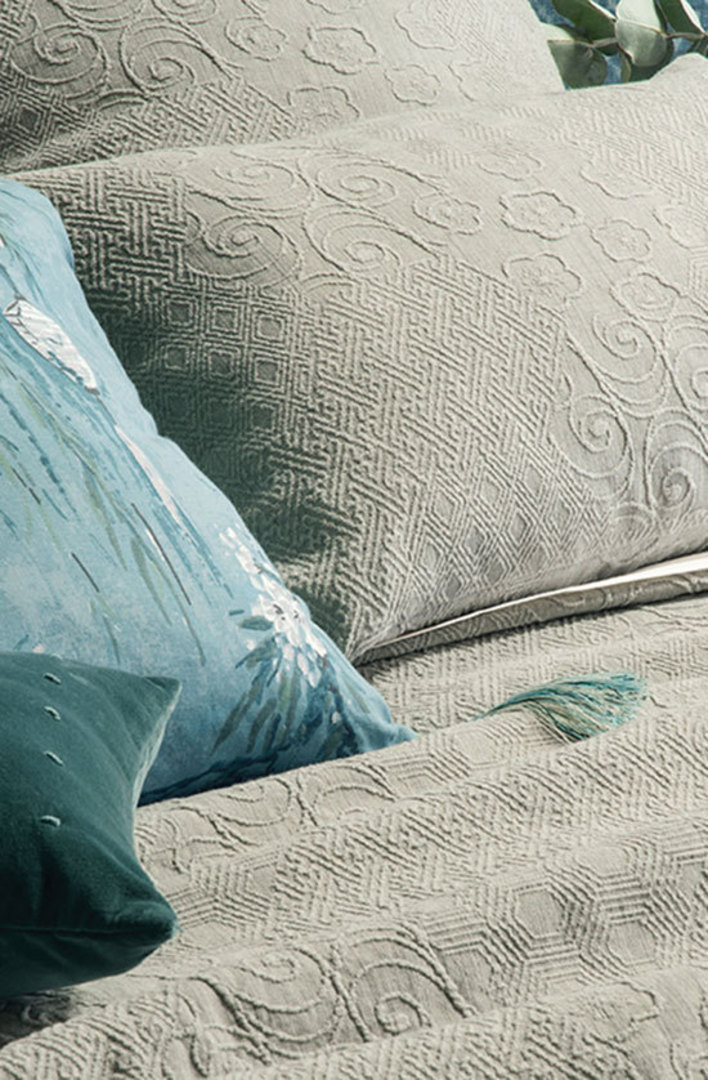 Bianca Lorenne - Senpo Fog Bedspread / Pillowcase/Eurocase image 1