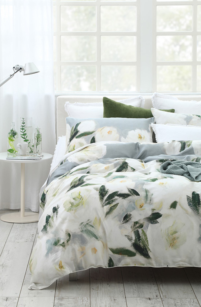 MM Linen - Camellia Duvet Cover Set image 0