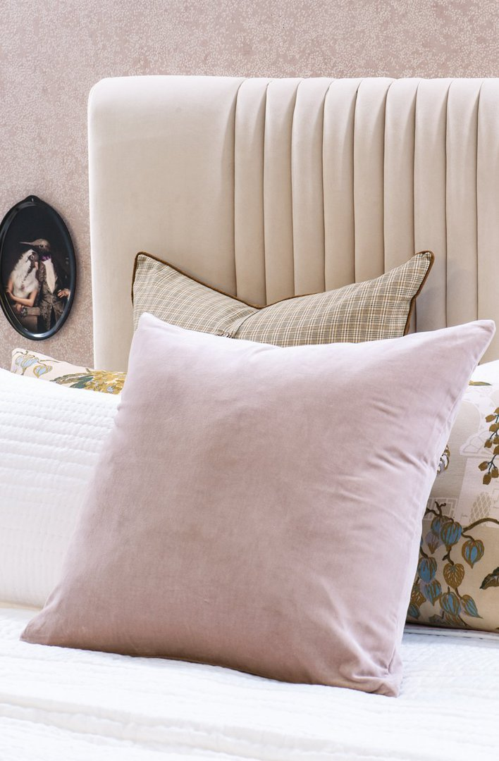 Bianca Lorenne - Petalo - Comforter / Pillowcase/Eurocase/Cushion - Dusky Orchid image 2