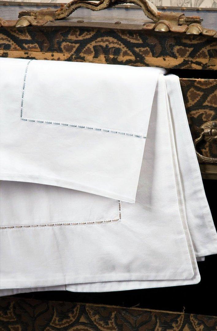 Bianca Lorenne - Milano White Sheets / Pillowcases/Eurocases image 0