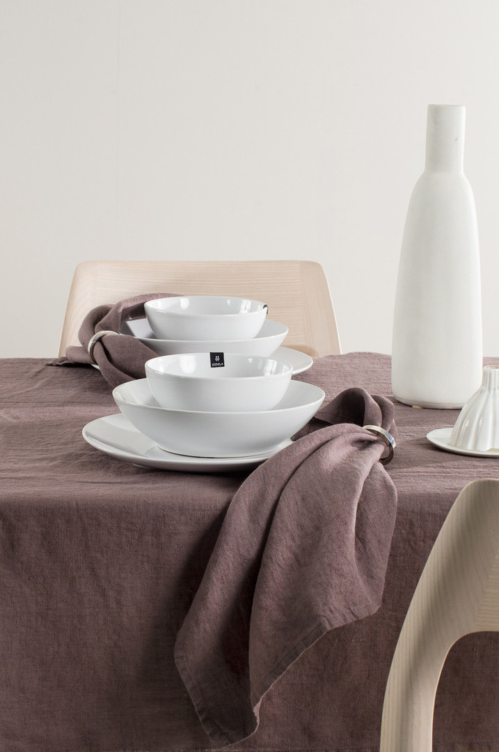 Importico - Himla Table Runner - Mauve image 0