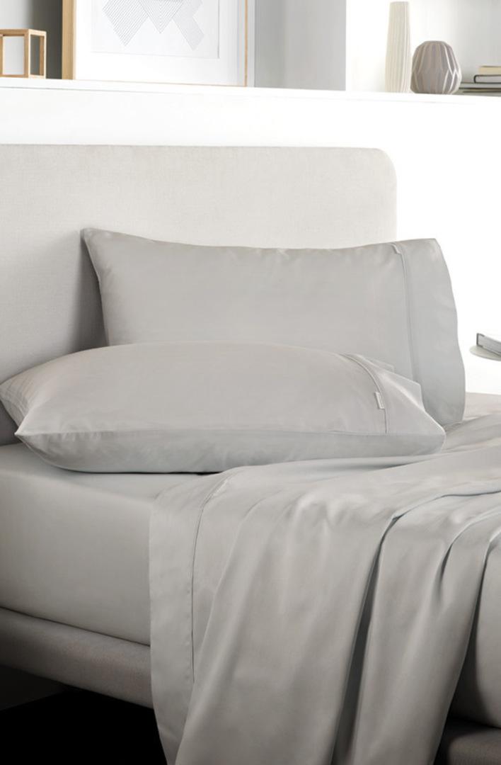 Sheridan - Super Soft Tencel® Sheet Sets/ Extra Pillowcase Sets - Dove image 0