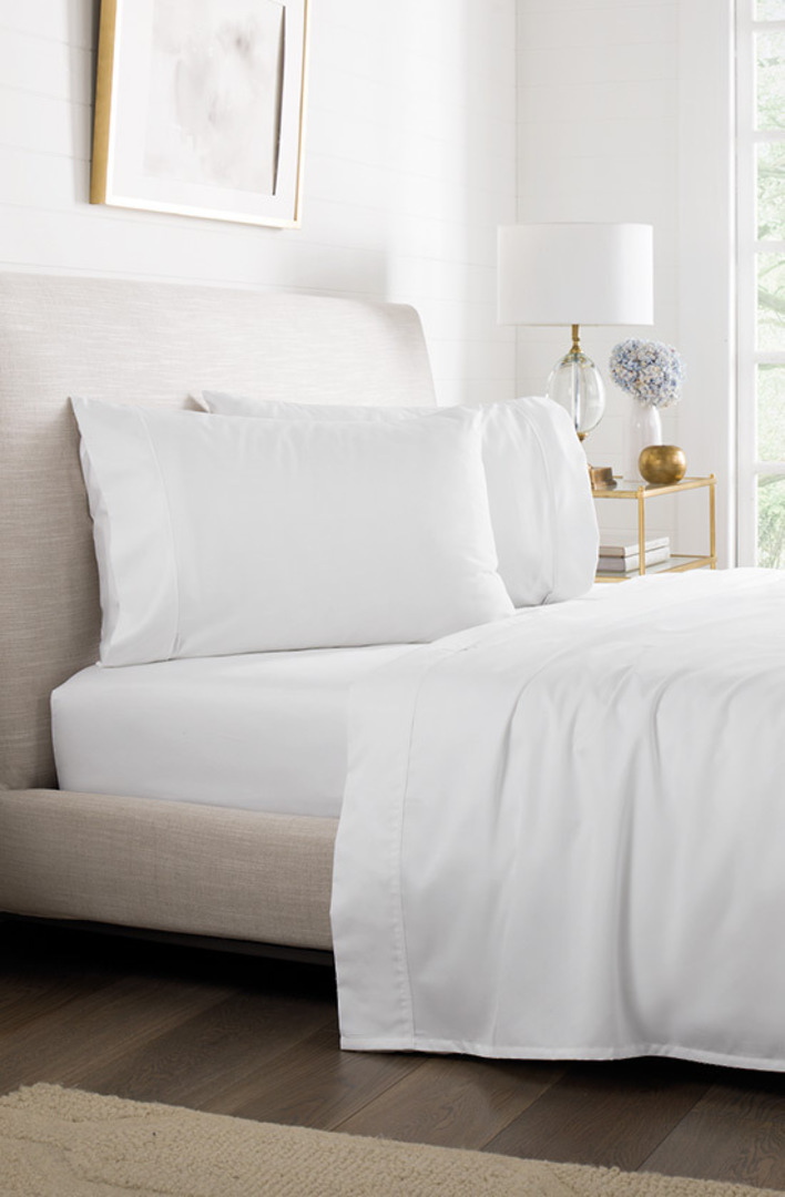 Sheridan - Super Soft Tencel® Sheet Sets / Extra Pillowcase Sets - White image 0