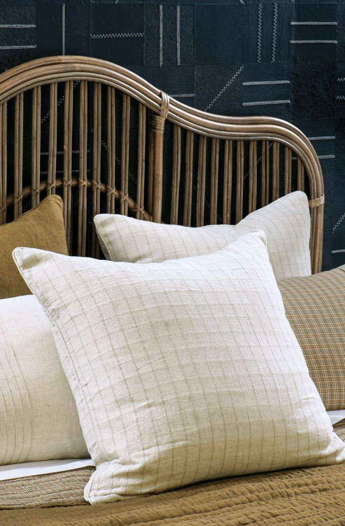 Bianca Lorenne - Tobiishi - Comforter/Eurocase - Natural Linen image 2