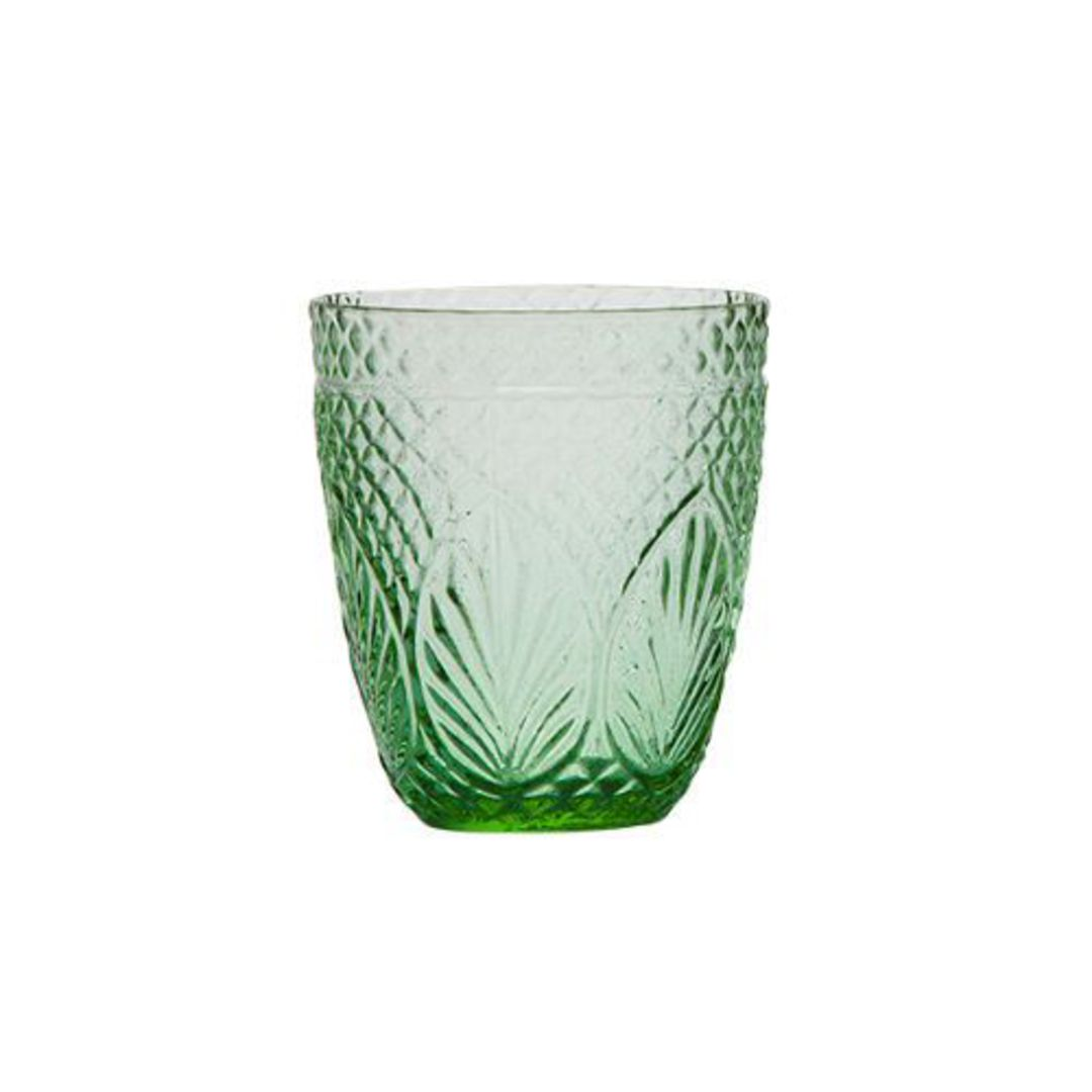 French Country - Vintage Green Tumblers image 0