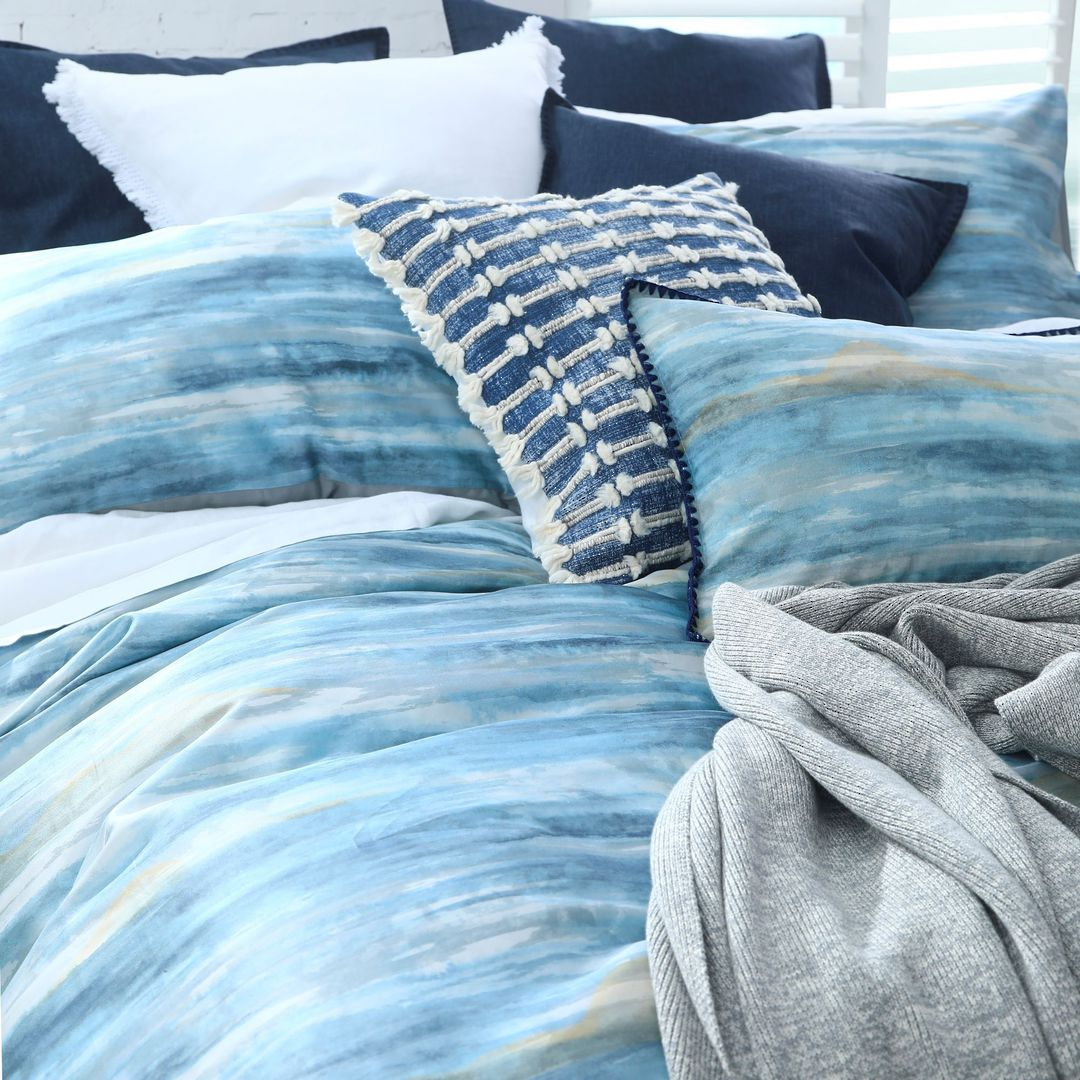 MM Linen - Niles Duvet Set image 1