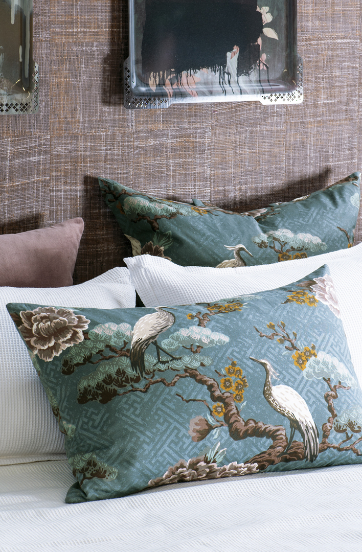 Bianca Lorenne - Kuren Duvet Cover Set /Pillowcase  - Ocean image 2