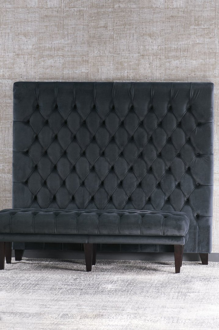 Bianca Lorenne - Bettino Headboard - Midnight image 2