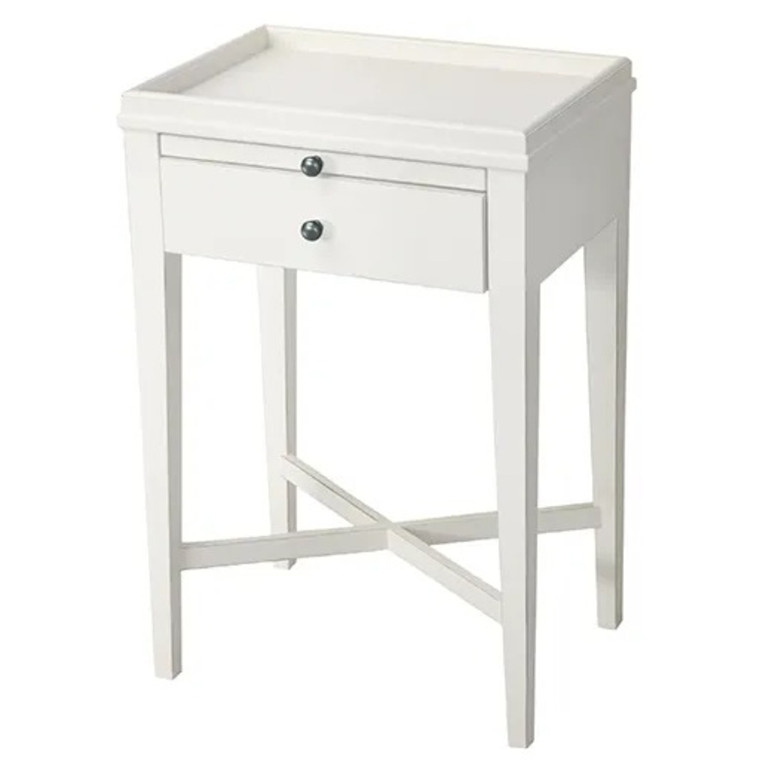 French Country - Saskia Table - White image 0