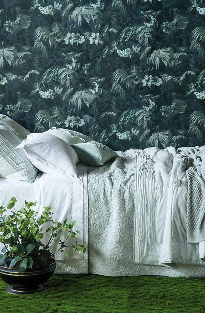 Bianca Lorenne - Amberley Duckegg Bedspread / Eurocases image 1