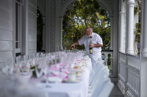 Chef Hightea - Alberton House