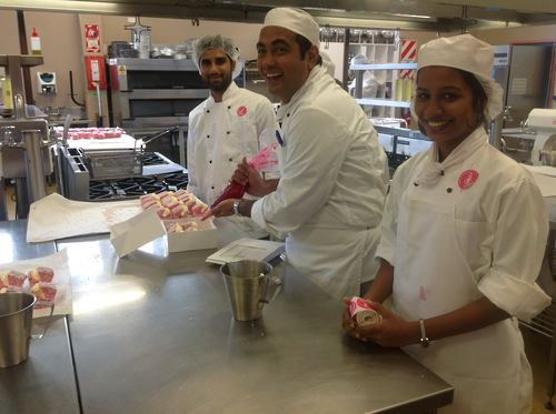 NZChefs Supporting Breast Cancer Awareness Week