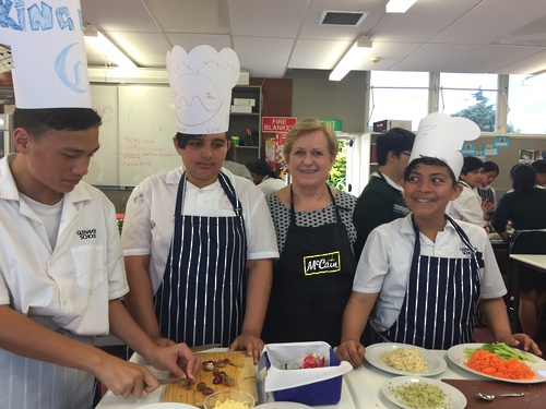 International Chefs Day 2016