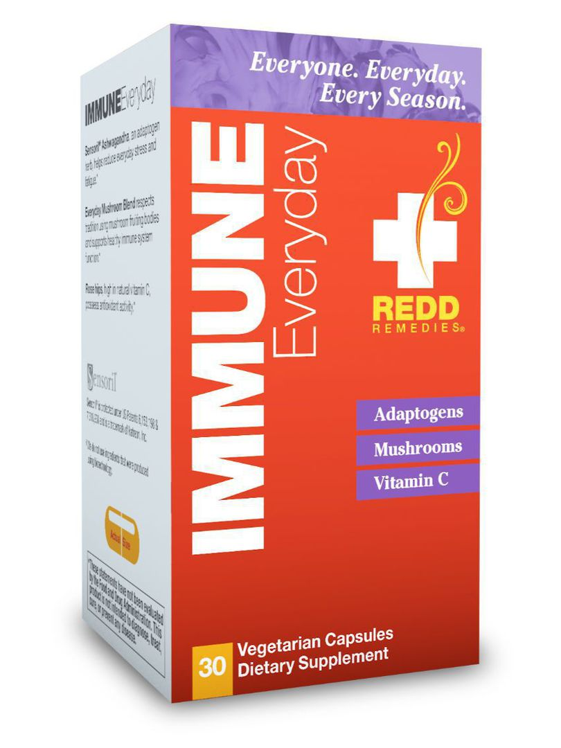 Redd Remedies Immune Everyday, 30tabs image 0