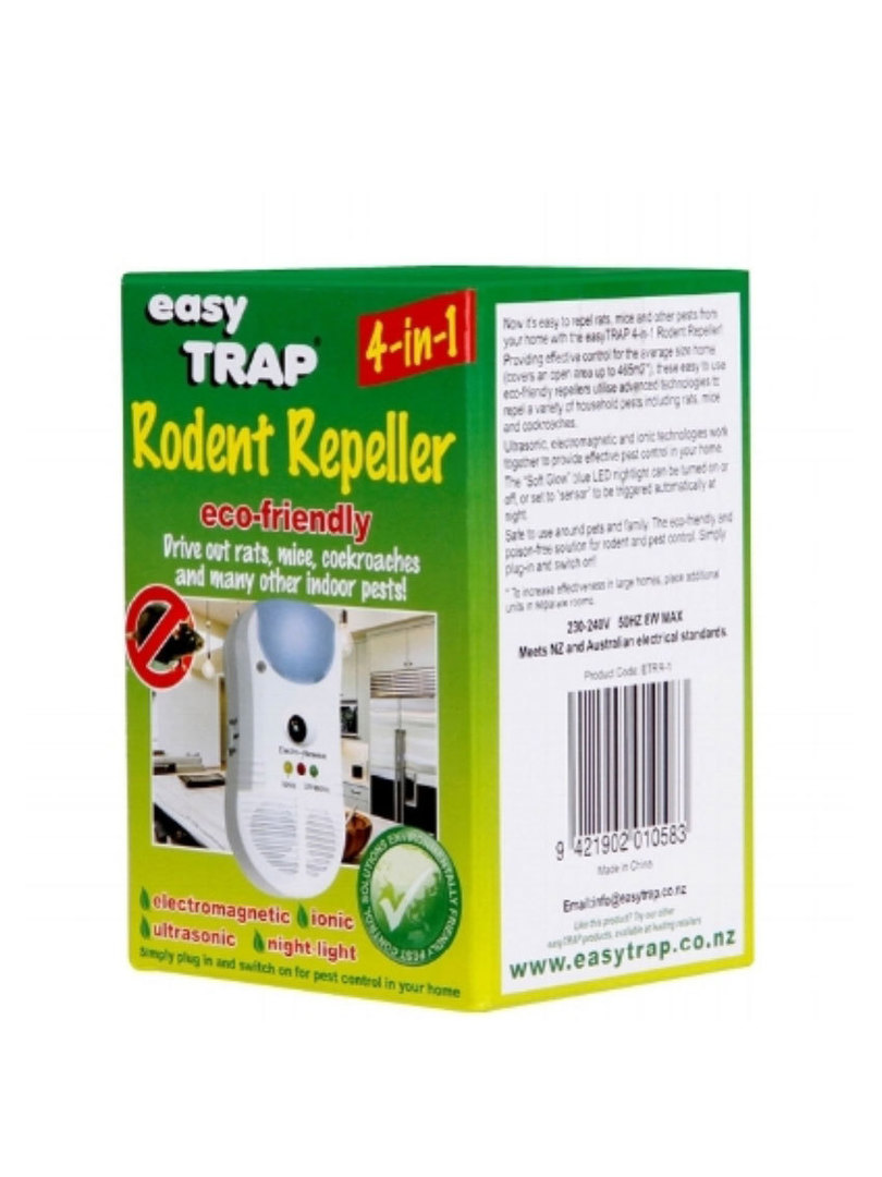 Easy Trap 4-in-1 Rodent  Repeller image 0