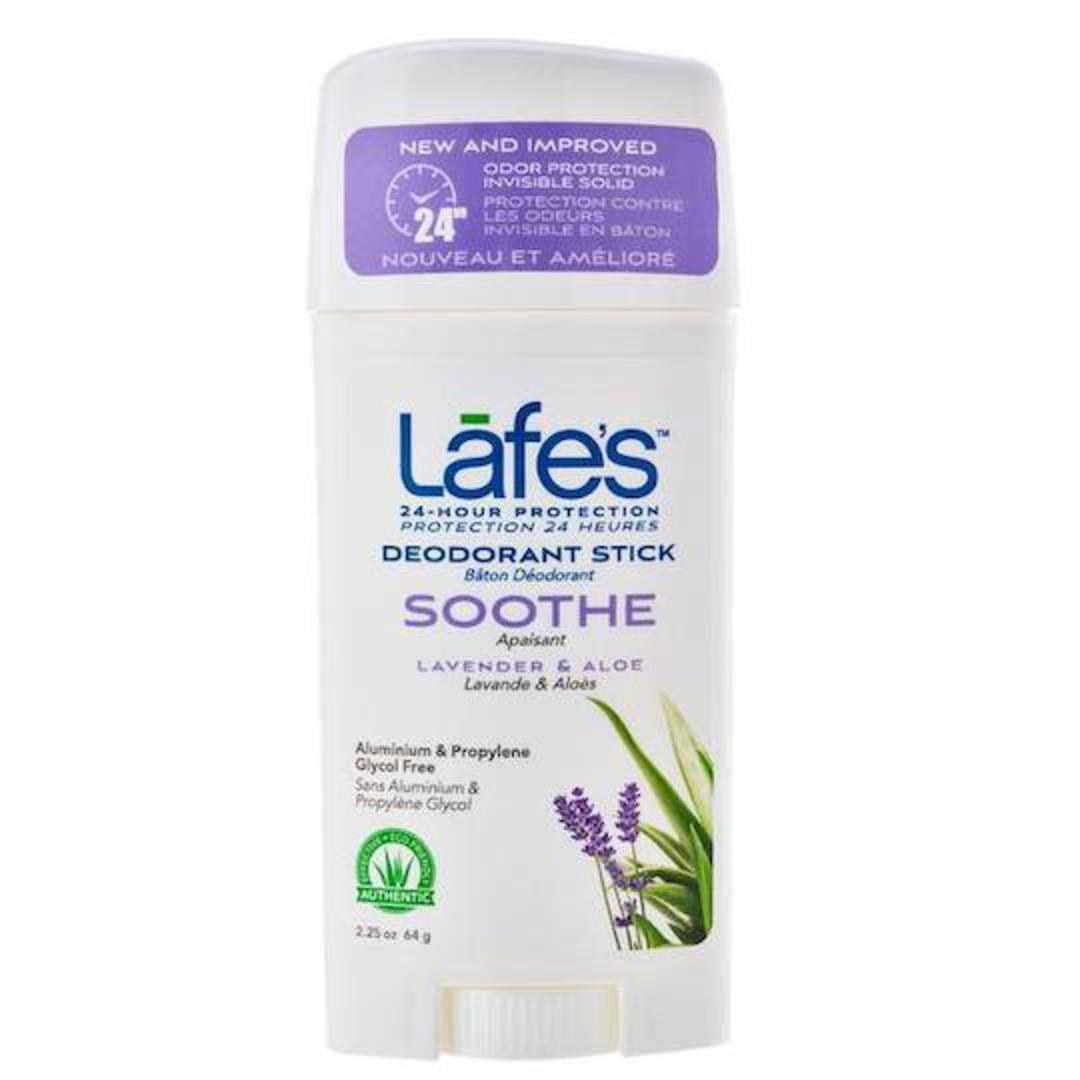Lafe's Natural Deodorant Twist-Stick (3 Scents) image 1