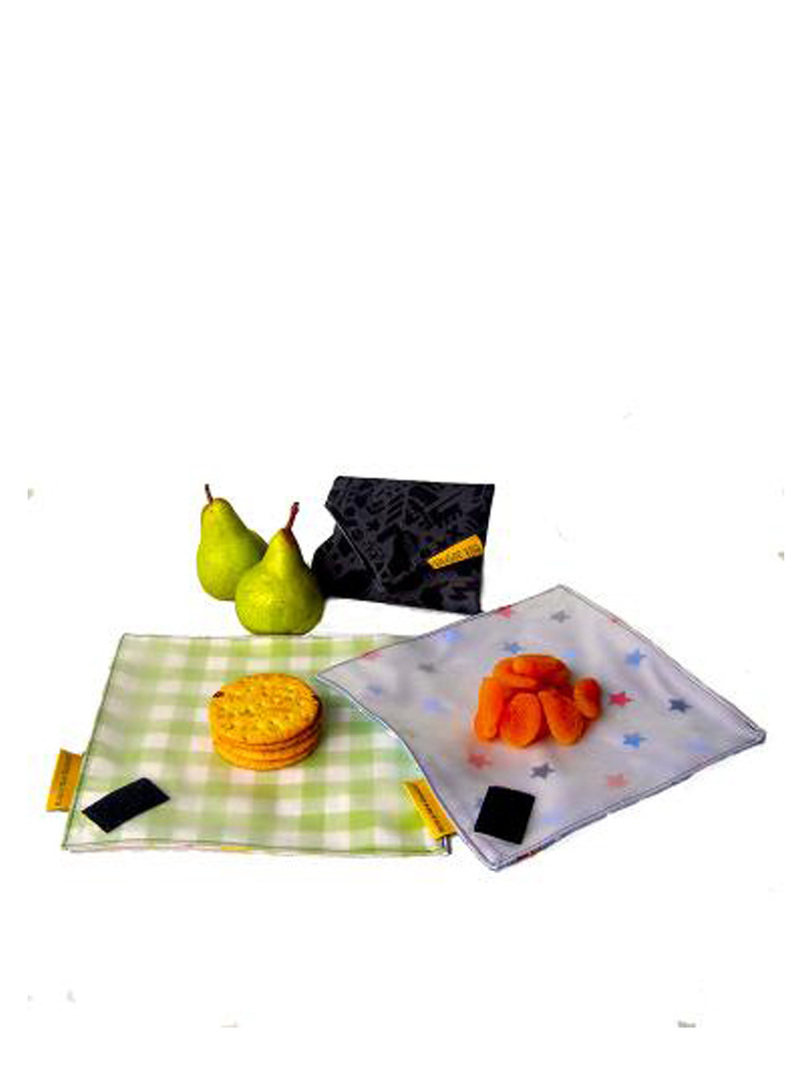 Ginger Pye - Reusable Snack Wrap image 0