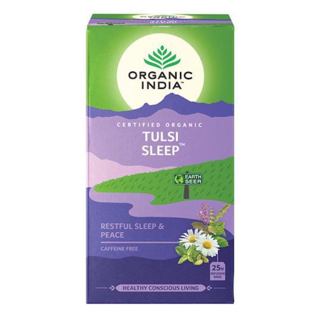 Organic India Tulsi Sleep, 25 tea bags image 0