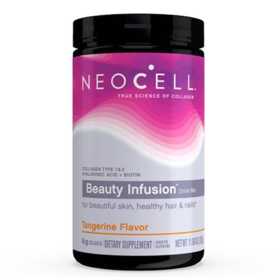 NeoCell Beauty Infusion Powder, Cranberry or Tangerine, 330g image 1