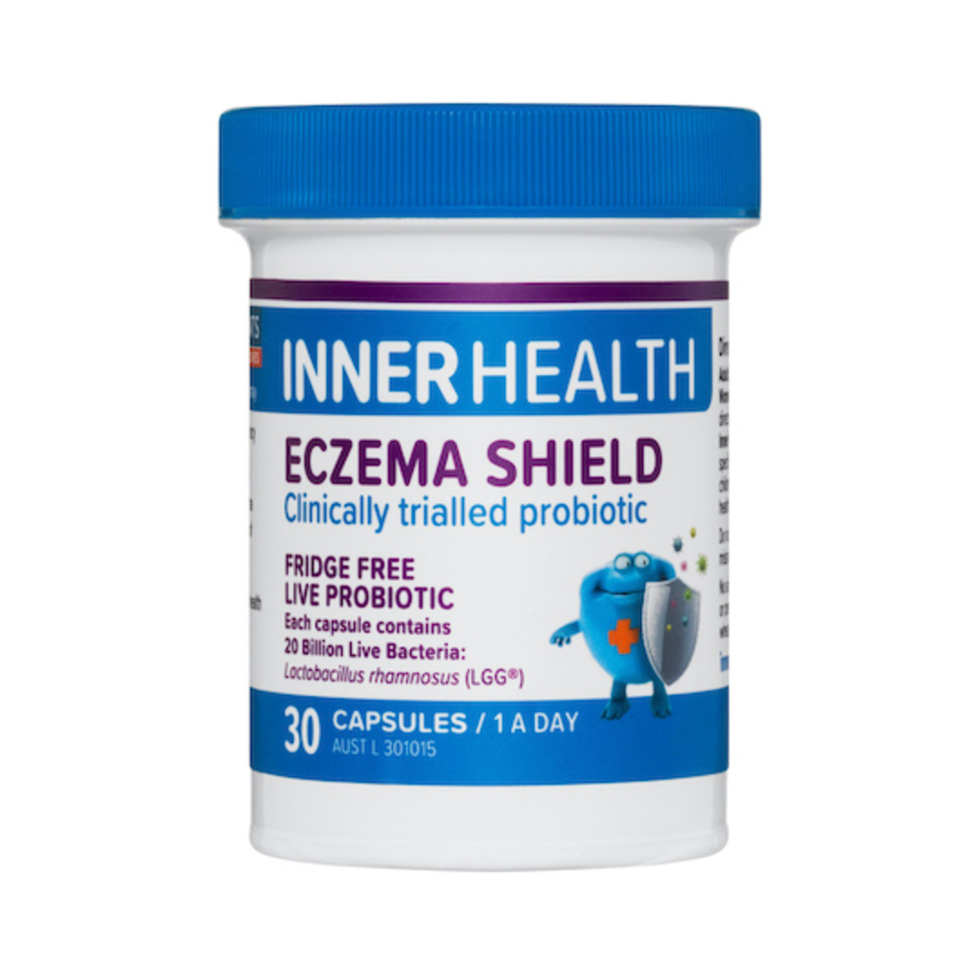 Inner Health Eczema Shield, 30 caps image 0