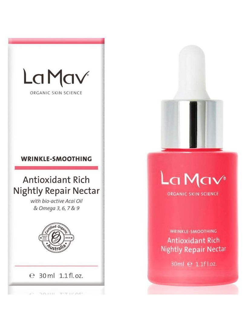 La Mav Antioxidant Rich Nightly Repair Nectar, 30ml image 0