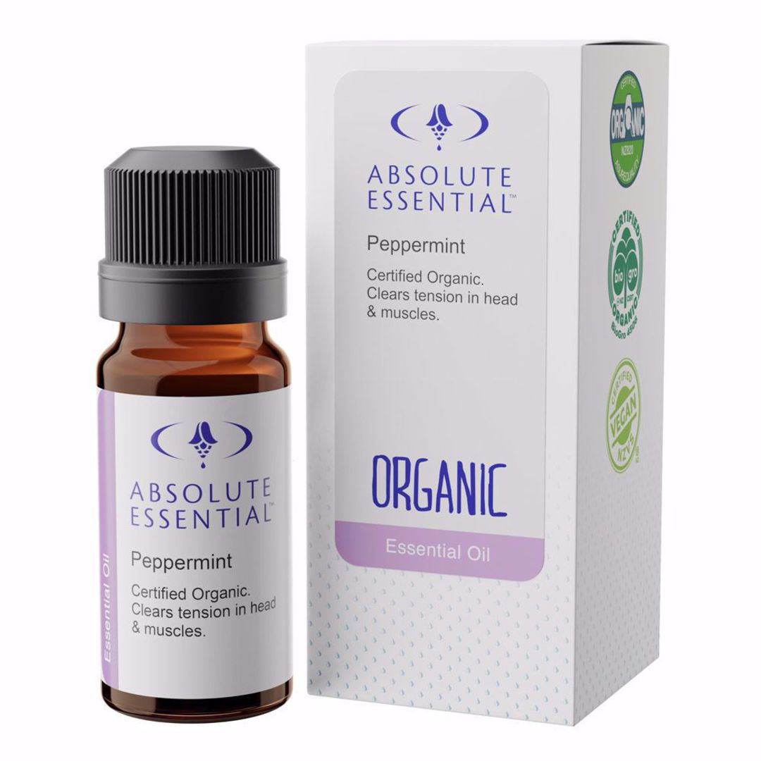 Absolute Essential Peppermint (Organic), 10ml image 0