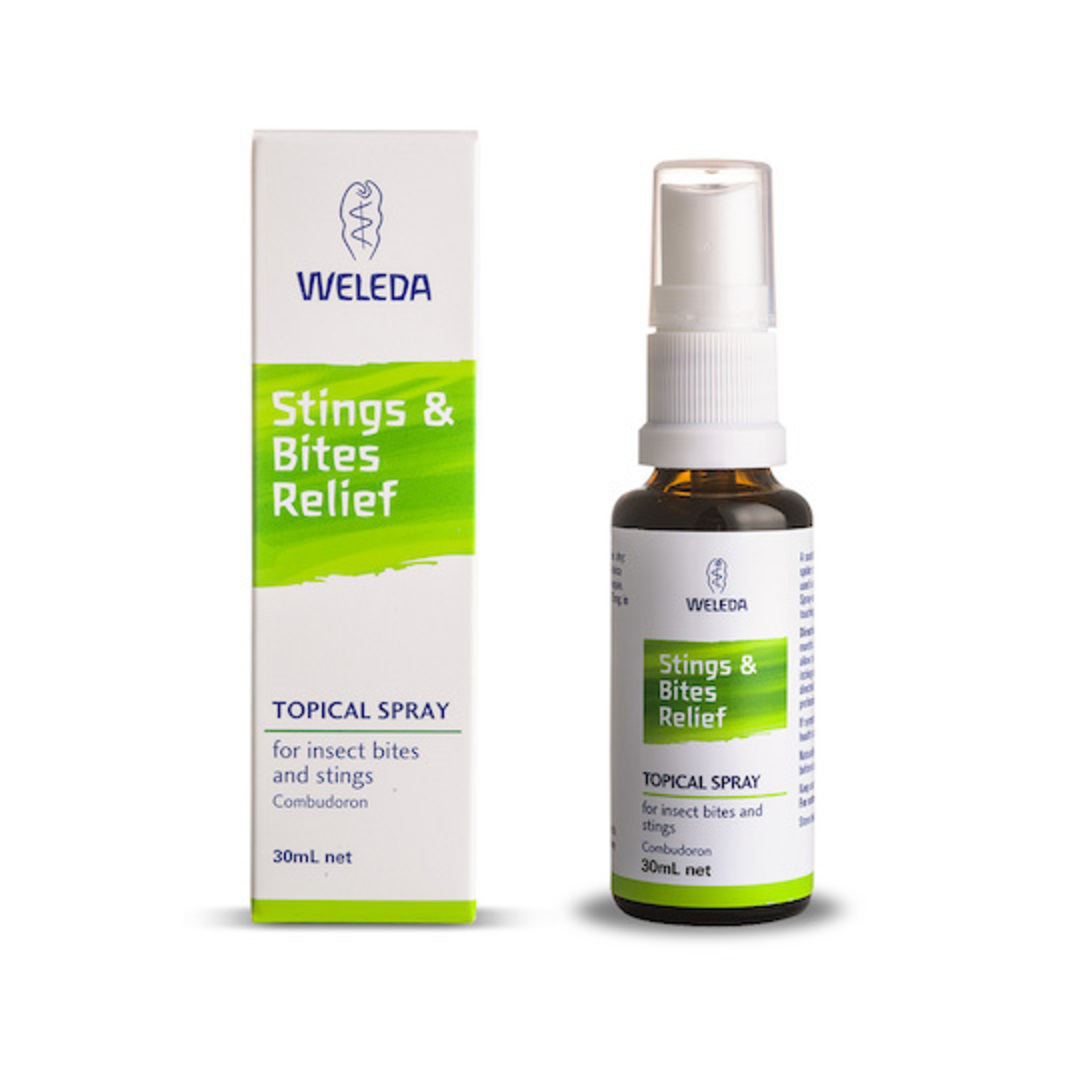 Weleda Stings and Bites Relief Spray, 30ml image 0