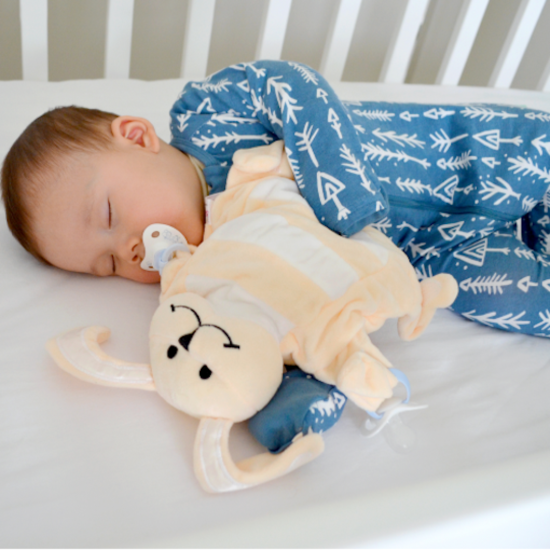 Cuddle Me Baby Sleepytot Bunny (Dummy Helper) image 0