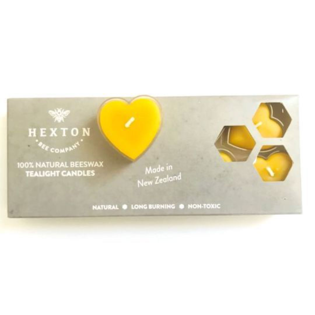 Hexton Bee Company Tealight Set (10 Pack) image 1