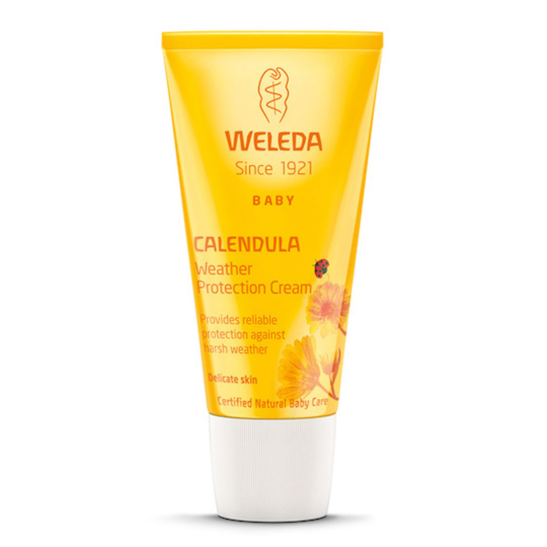 Weleda Calendula Baby Weather Protection Cream, 30ml image 0