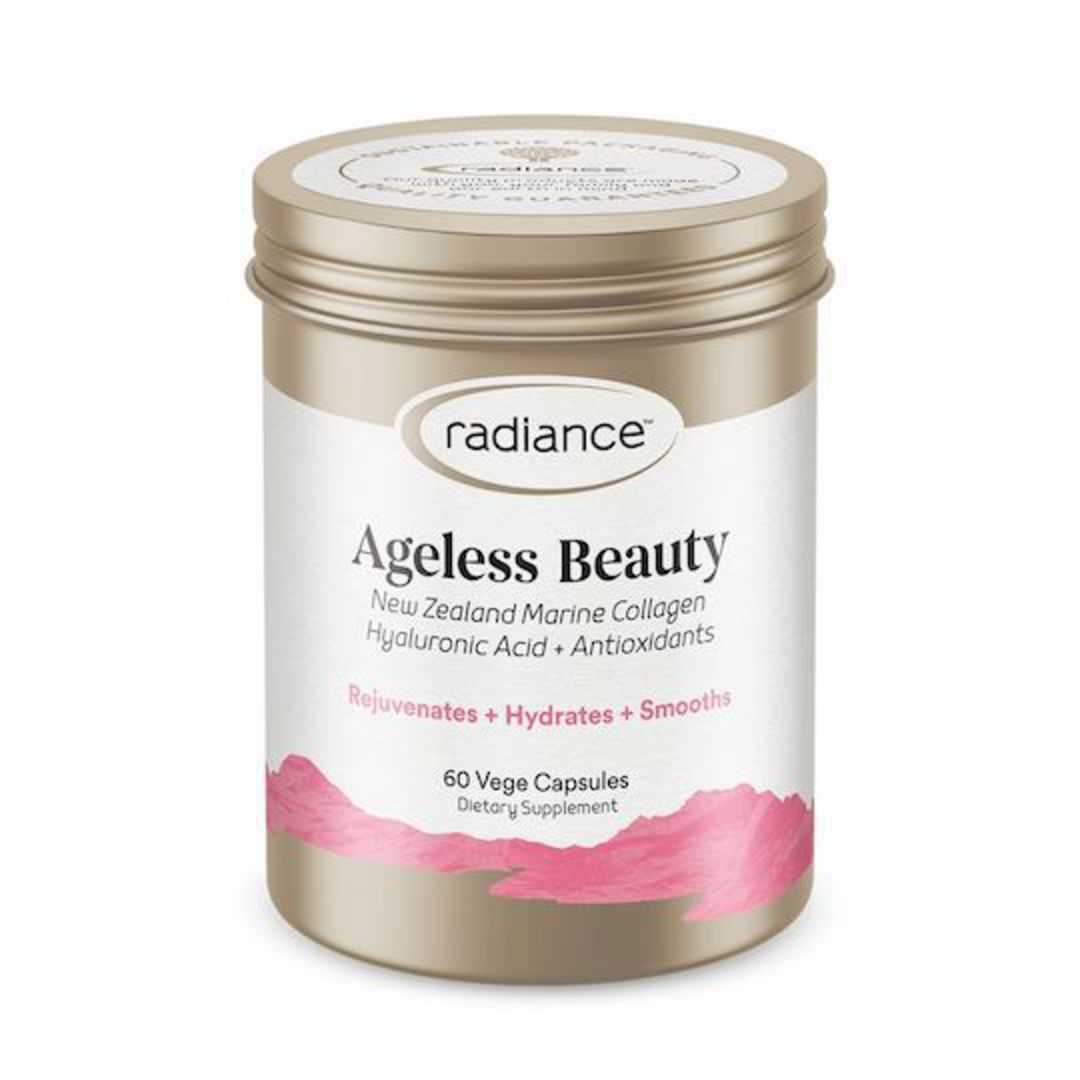 Radiance Ageless Beauty, 60 Capsules image 0