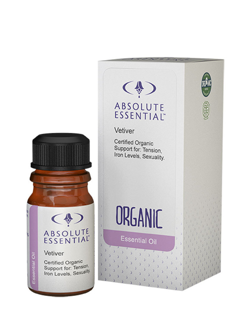 Absolute Essential Vetiver (Organic), 5ml image 0