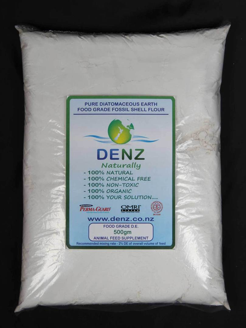 Diatomaceous Earth Pure Food Grade image 0