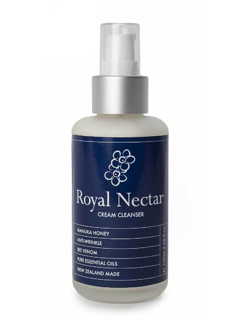 Nelson Honey NZ Royal Nectar - Cream Cleanser, 100ml image 0
