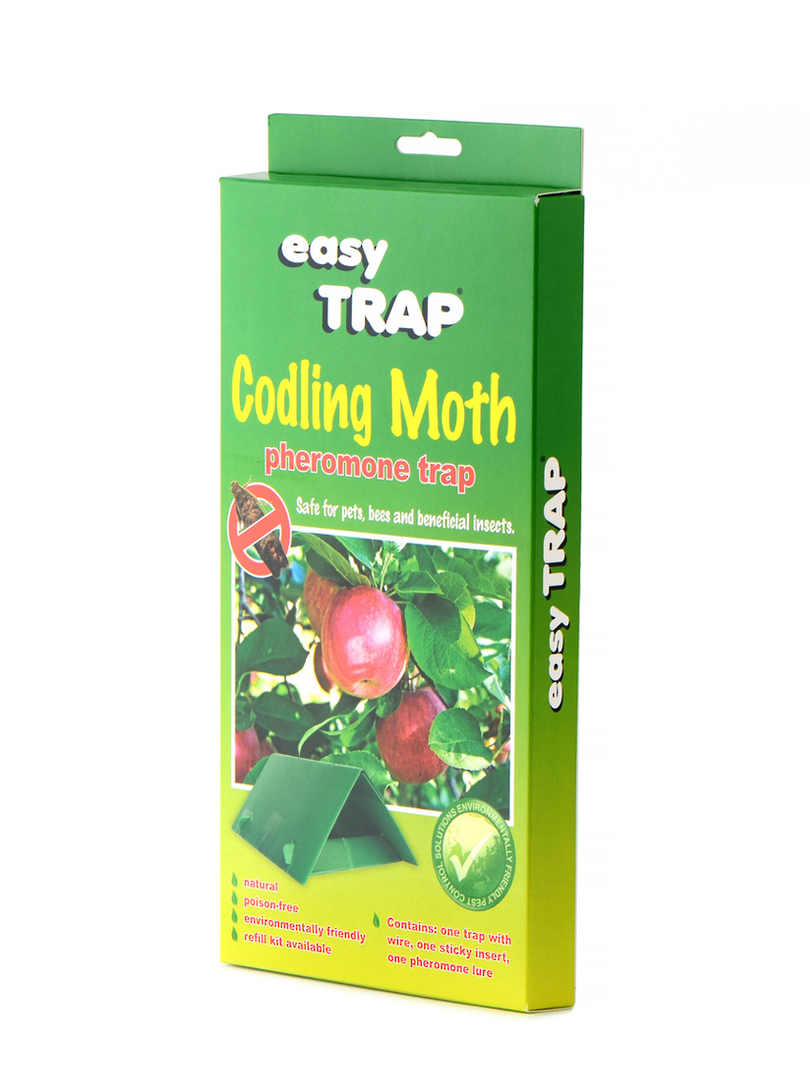 Easy Trap Codling Moth Pheromone Trap or refill kit pads. image 0