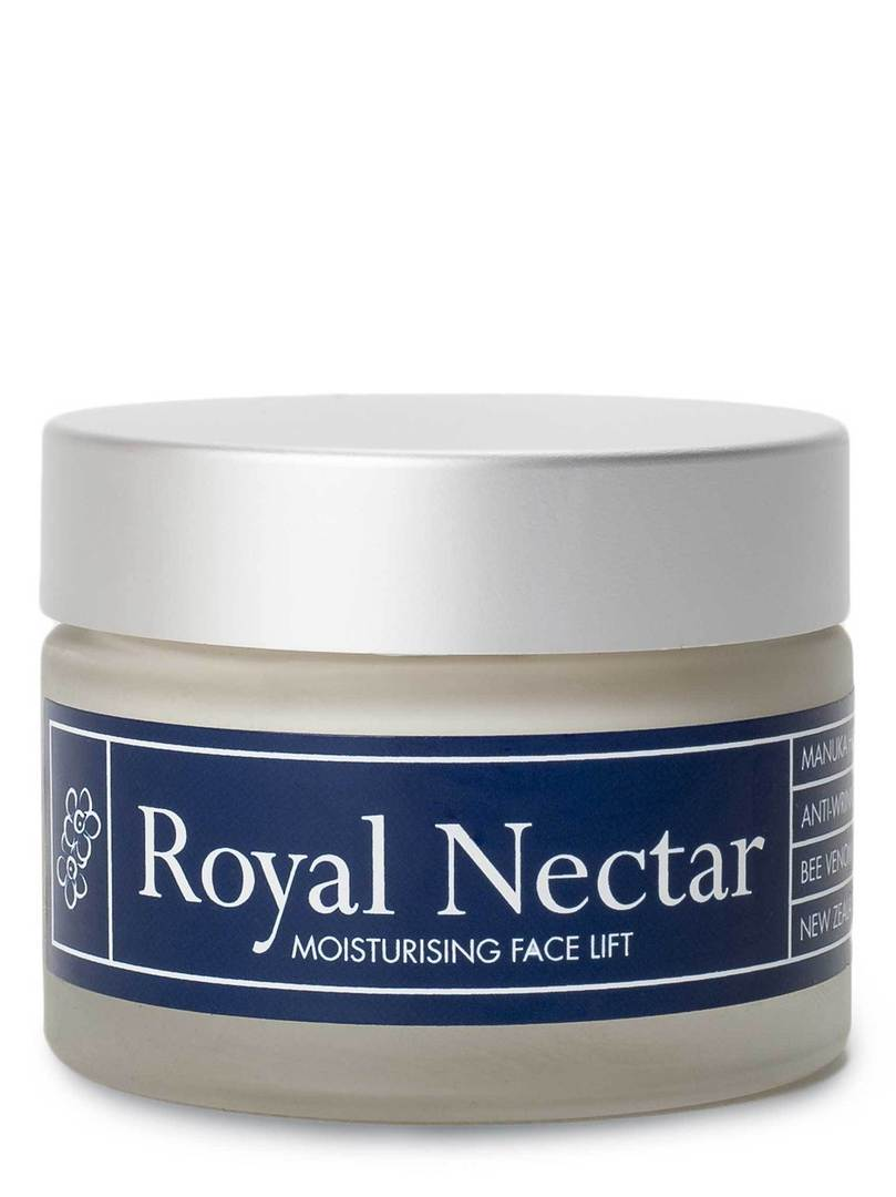 Nelson Honey NZ Royal Nectar - Moisturising Face Lift, 50ml, single or three image 0