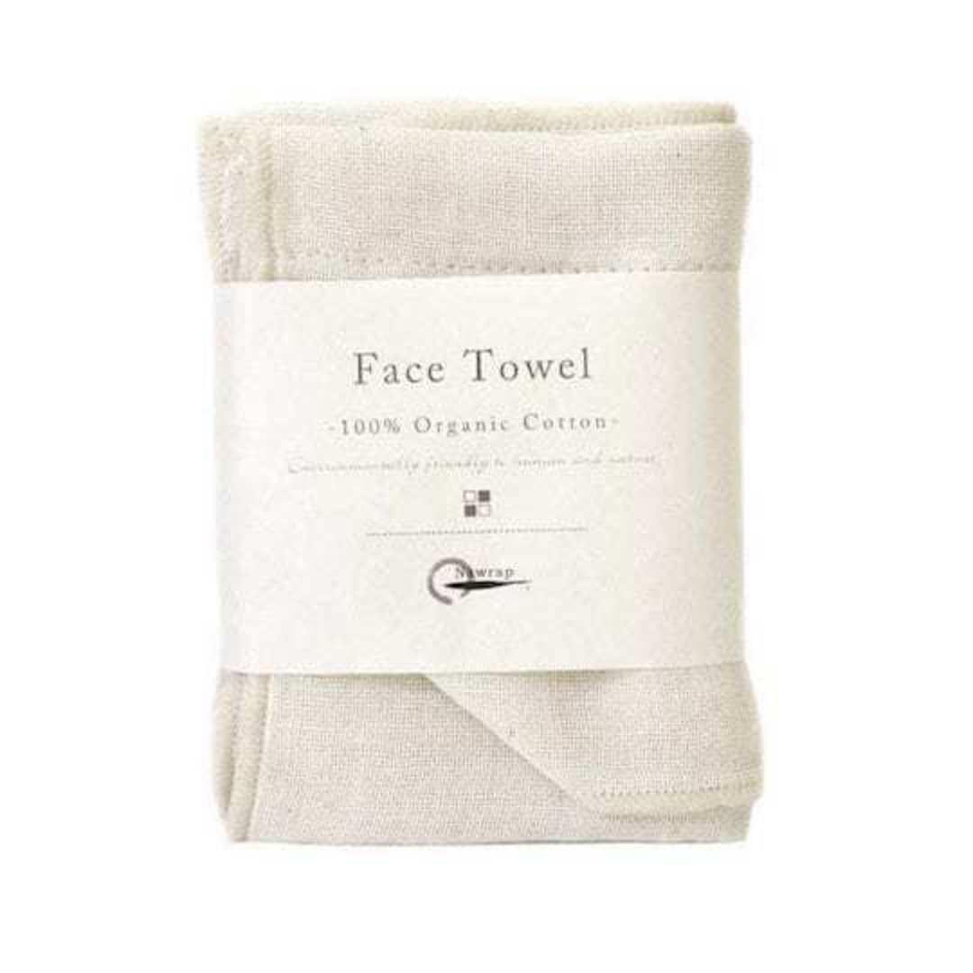 Nawrap Organic Face Towel image 0