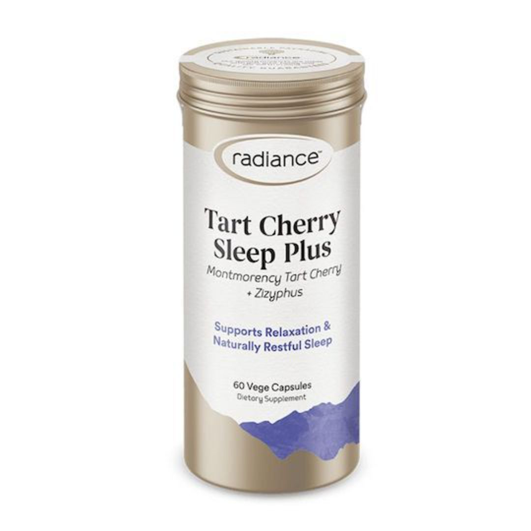 Radiance Tart Cherry Sleep Plus, 60 caps image 0