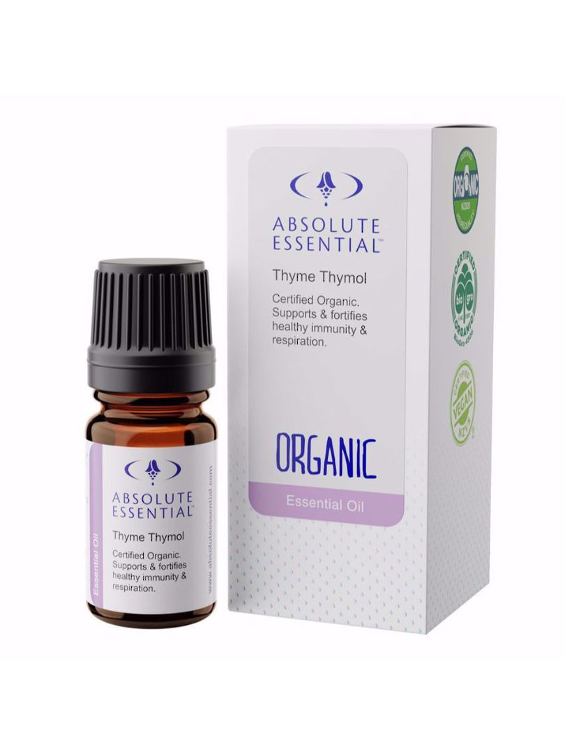 Absolute Essential Thyme Thymol (Organic), 5ml image 0