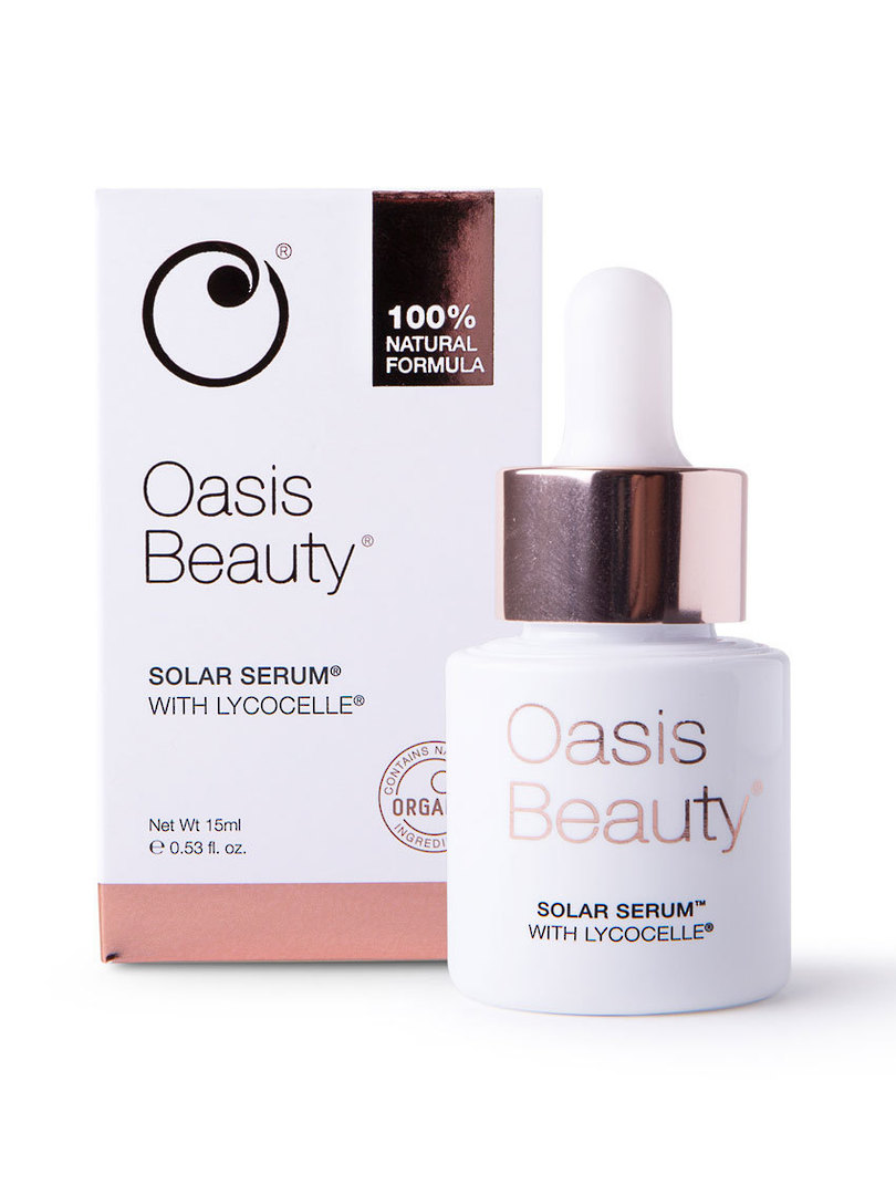 Oasis Beauty Solar Serum with Lycocelle, 15ml image 0