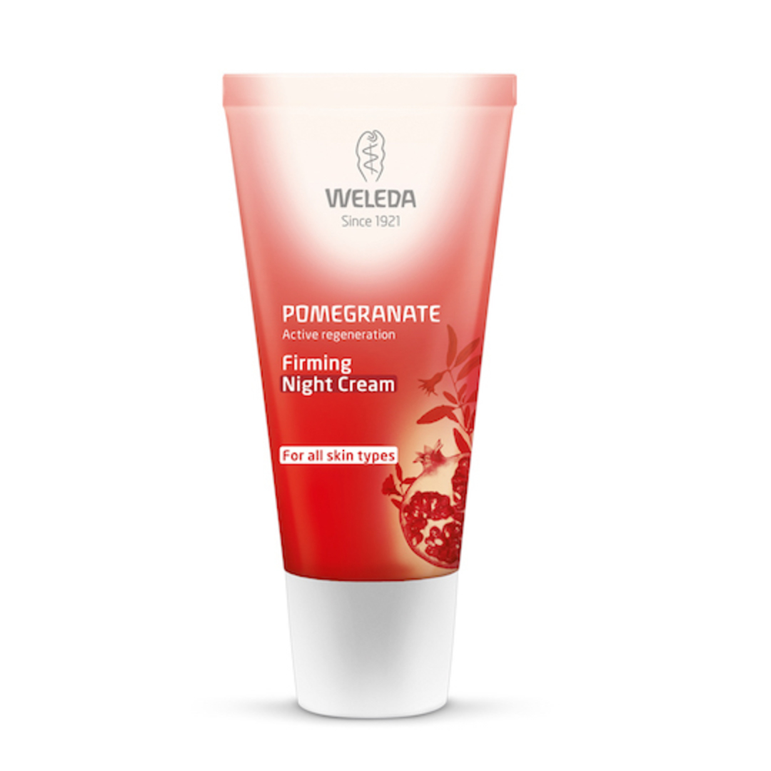 Weleda Pomegranate Firming Night Cream, 30ml (best before end 04/21) image 0