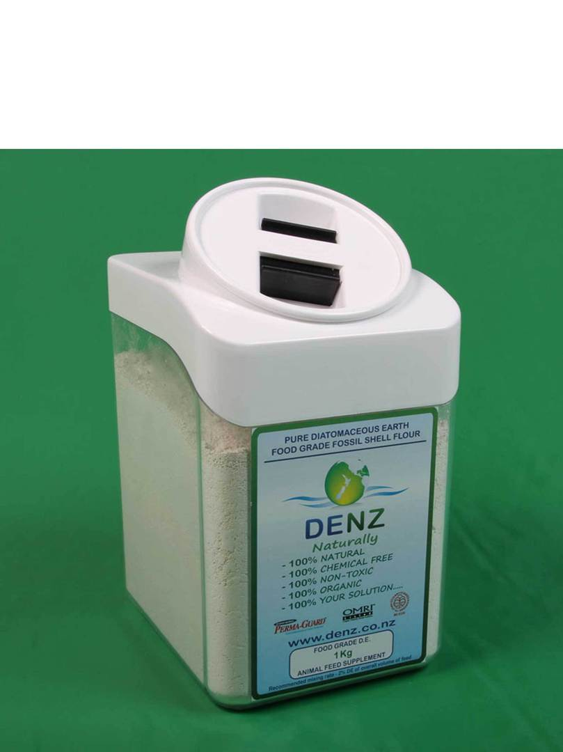 Diatomaceous Earth Storage Container image 0
