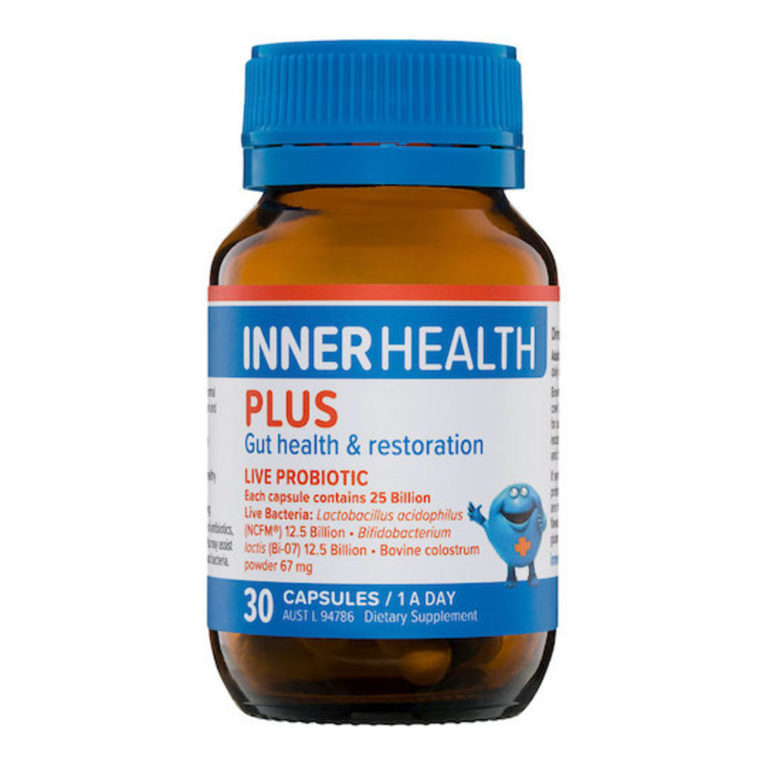 Inner Health Plus, 30 or 90 caps image 0