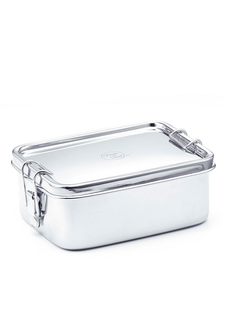 Meals in Steel Large Leakproof Lunchbox image 0