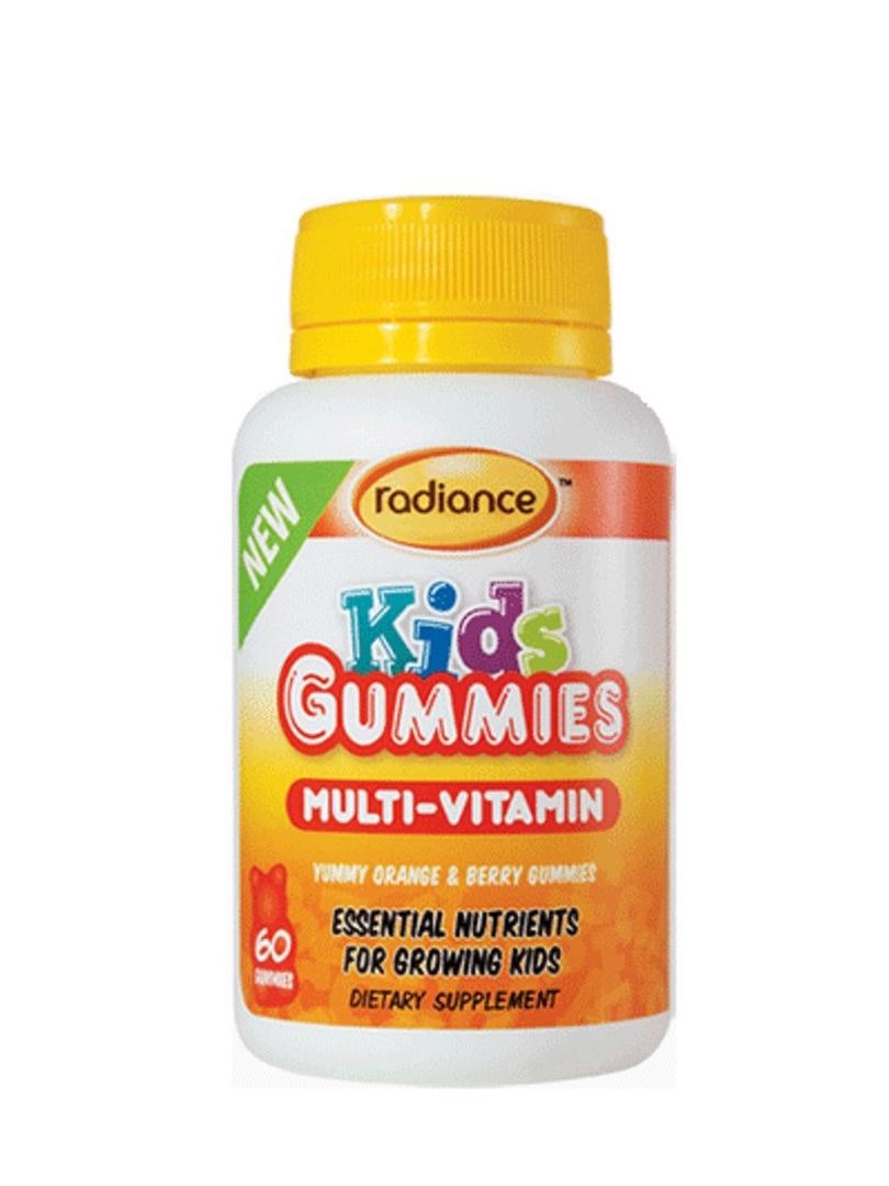 Radiance Kids Gummies Multi Vitamin, 60, image 0