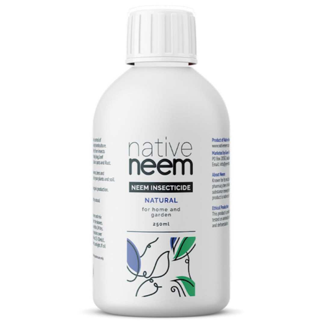 Native Neem Organic Neem Oil Insecticide, 250ml image 0