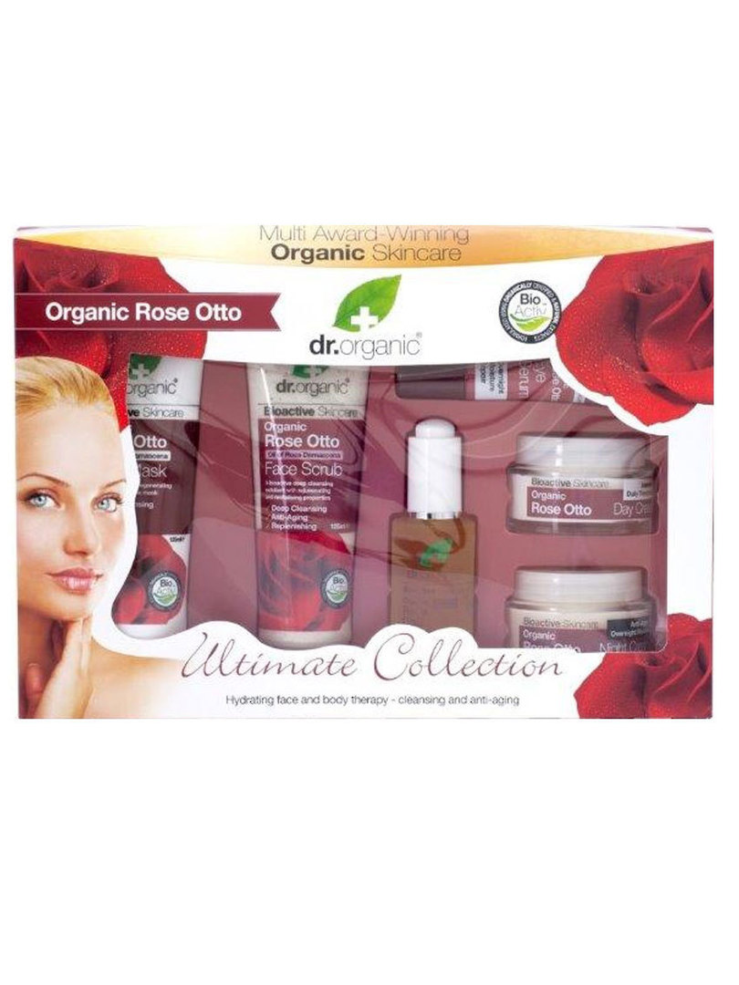 Dr. Organic Rose Otto Ultimate Gift Pack image 0