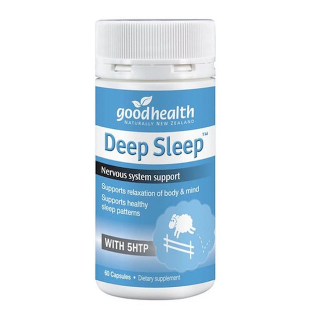 Good Health Deep Sleep, 60 Capsules image 0