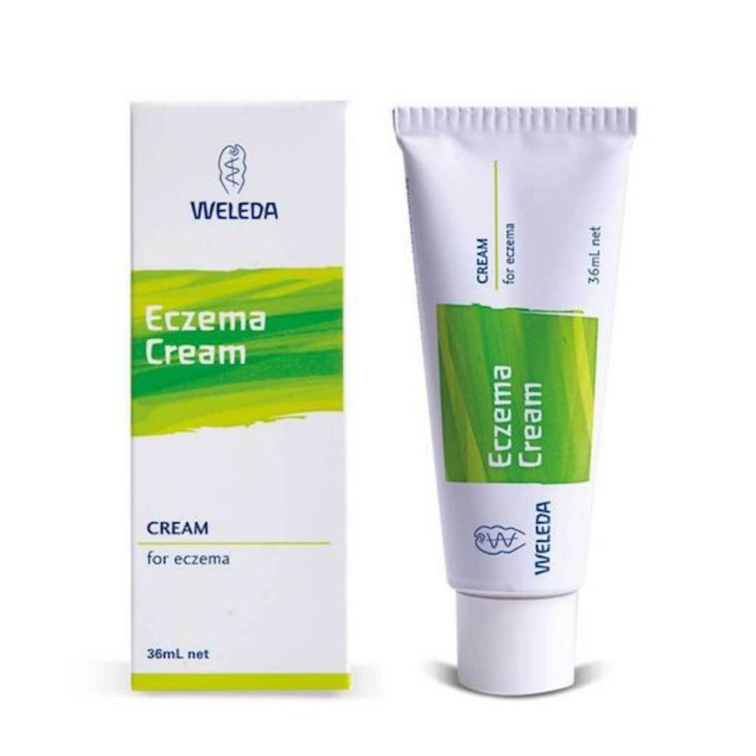 Weleda Eczema Comp. Cream, 36ml image 0