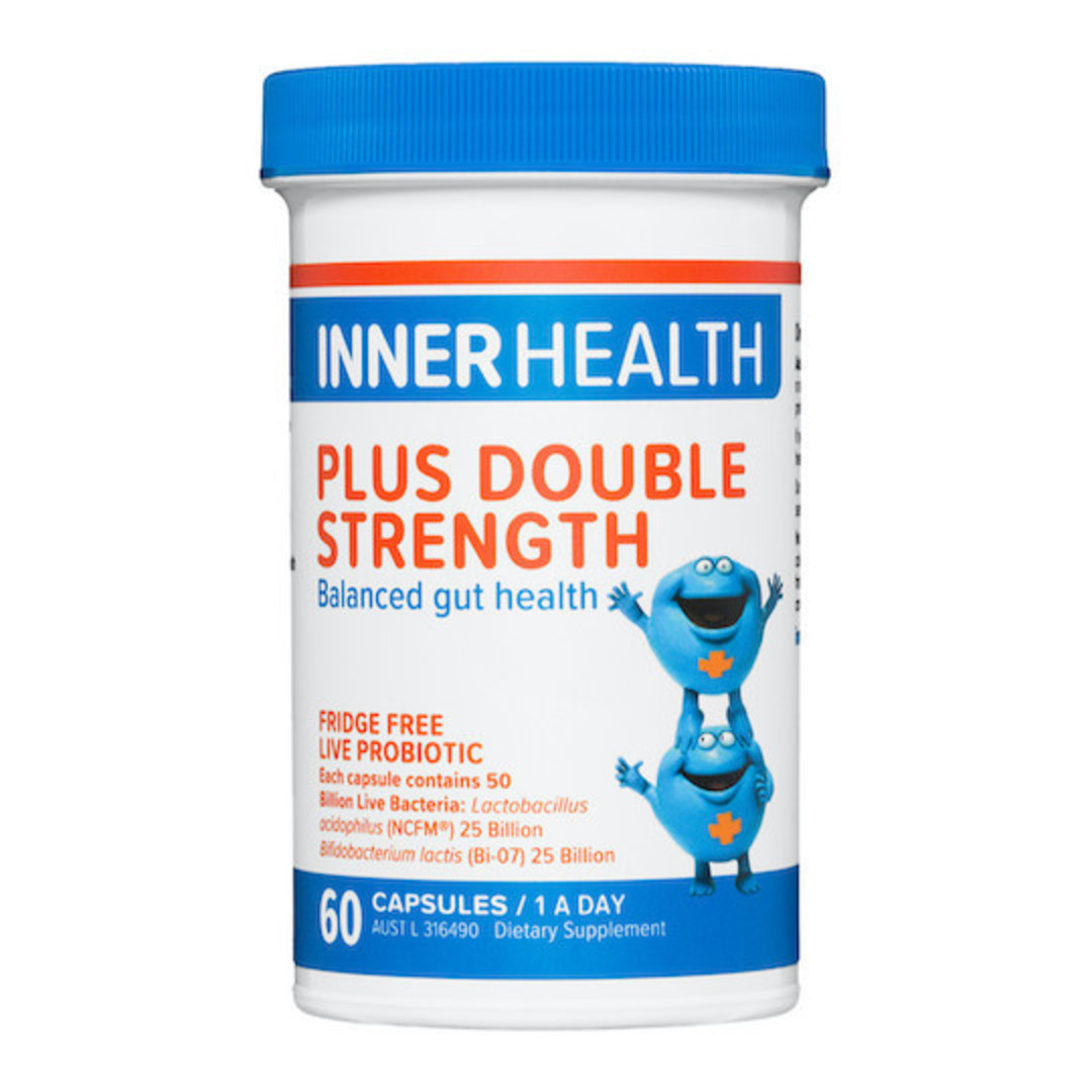 Inner Health Plus Double Strength, 30 or 60 caps image 1